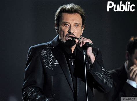 A song of a French rock singer, Johnny Hallyday - Je te