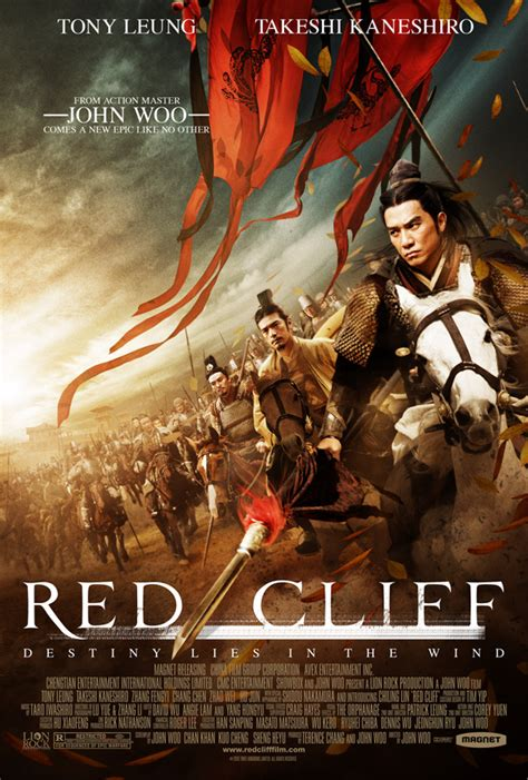 Red Cliff - From Legendary Director John Woo - On VOD