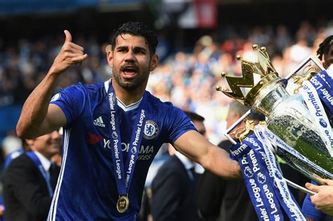 Chelsea striker Diego Costa could re-join Atletico Madrid