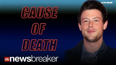 CAUSE OF DEATH: Coroner says 'Glee' Actor Died from Heroin