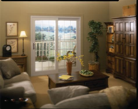 Simonton Reflections 5500 Replacement Patio Doors and