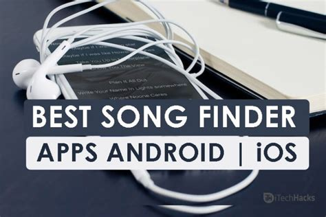 Top 5 Best Song Finder & Detector Apps (What Song is This