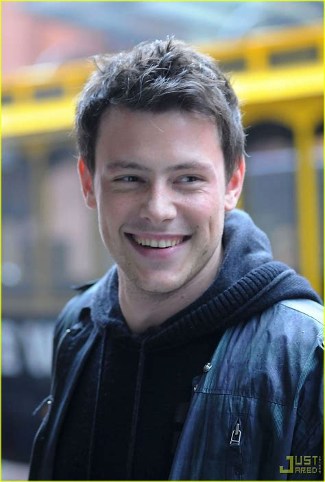 Cory Monteith: Trying hard to die while others struggle to